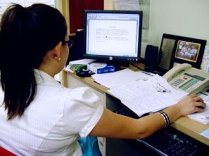 Общение на работе