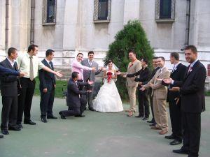 Участие родителей жениха и невесты в подготовке к свадьбе