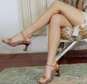 Что поможет сделать ноги стройнее?